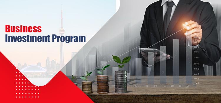 Canada Business Investment Program