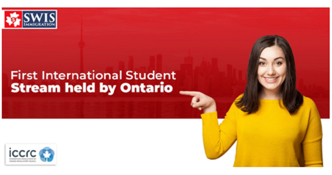 First International Student Stream held by Ontario